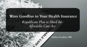 Wave Goodbye to Your Health Insurance